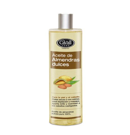 Aceite de Almendras Dulces Puro 100%