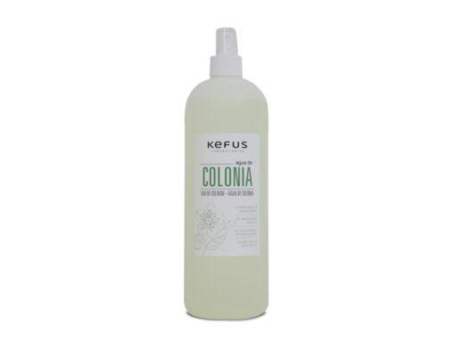 agua colonia kefus