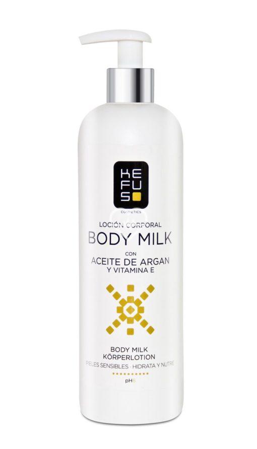 body milk argan kefus b result