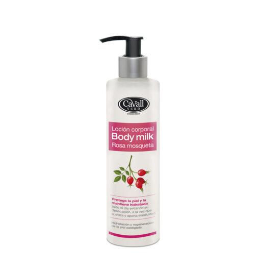 Body Milk Rosa Mosqueta Cavall Verd