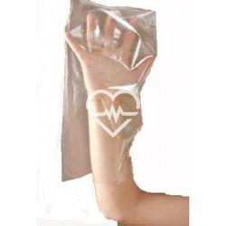 bolsas plastico para manos y pies parafina 100 unidades result