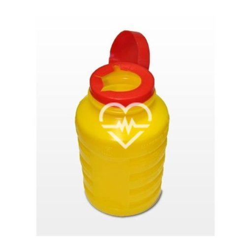 contenedor de agujas y residuos 1 litro result