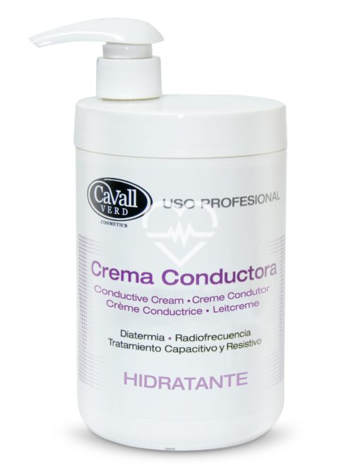 Crema Conductora Hidratante Cavall Verd 1000 ml