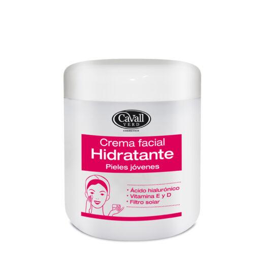 crema facial hidratante cv 500