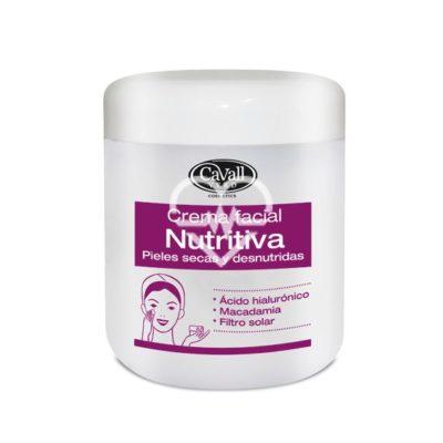 Crema Nutritiva Facial Cavall Verd 500ml
