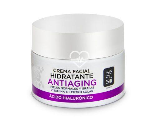 crema hidratante facial kefus 50ml result