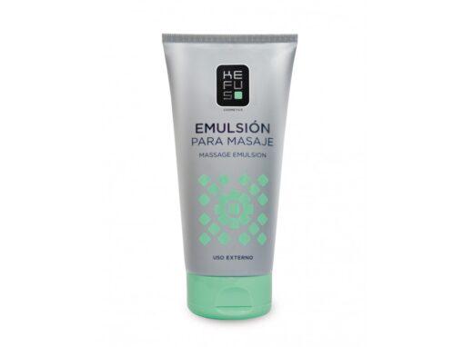 emulsion masaje