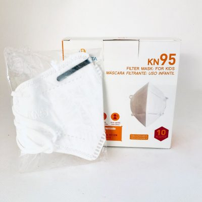 Comprar Online Mascarilla KN95 FFP2 Infantil