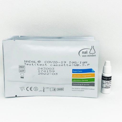 NADAL COVID-19 IgG/IgM