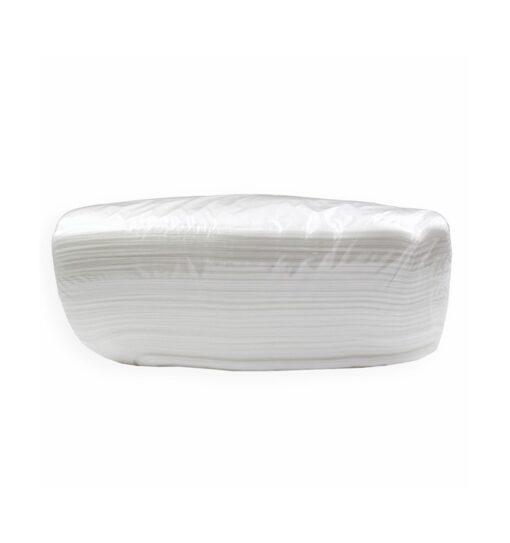 toalla spunlace peluqueria blanca 40x80cm b100